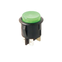 NEON Light Momentary Push Button Switches