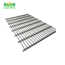 Cheap welded double wire mesh fence