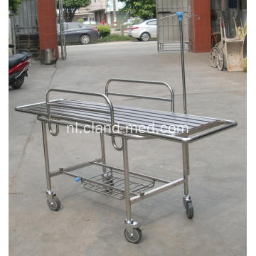 Folding Hospital Aluminium Ambulance brancard trolley