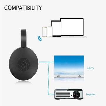 NEW Arrival 1080P HD TV Stick Wireless WiFi Display TV Dongle Receiver Airplay Media Streamer Adapter Media Dropshipping