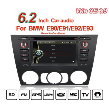 Double din video monitor for E90 E91 E92