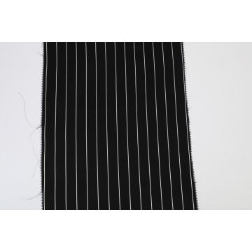 wholesale Stripe Acetate Polyester Jacquard Fabric