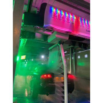 Equipment car wash automatic