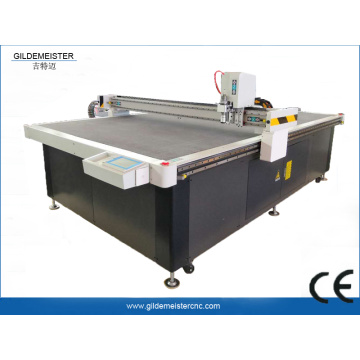 Clothing Textile Fabric CNC Cutting Machine