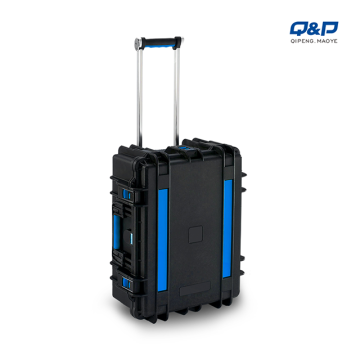 Smart tablet charging EVA trolley with LED light