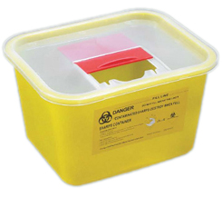 Sharps Container 4.0L