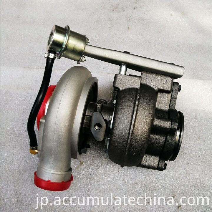 Agricultural Machine Supercharger Kit Turbocharger For Tractor