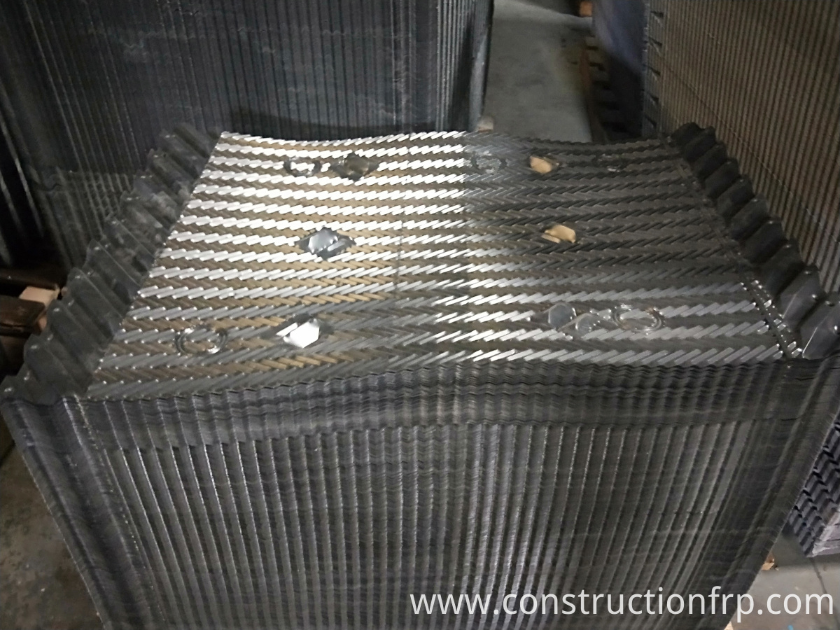 PP PVC BAC Cooling Tower Filling