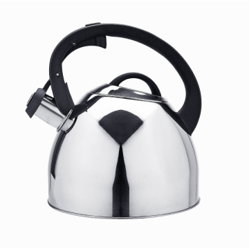 Stovetop coffee kettle with whistling spout 2Qt.