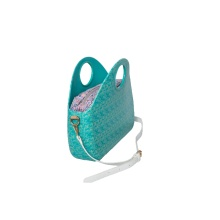 2018 women crossbody EVA collecting beach shell bag