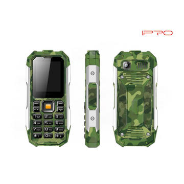 Big Battery Waterproof IP67 Military Rugged Phone