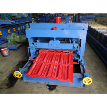 Galvanized Steel Profile Roll Forming Machine
