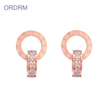 New fashion jewelry earrings wholesale