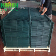 Galvanized Weld Wire Mesh Fencing with Post Anchor