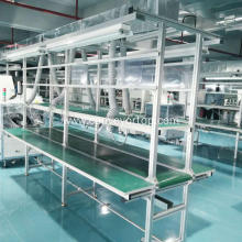 Customized Automated Small PVC Conveyor Belt System