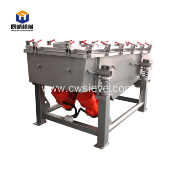 gas atomized metal powders linear shaker equipment