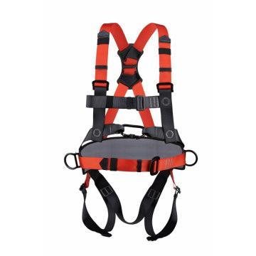 Full Body Protection Harness Safety Harness 27KN