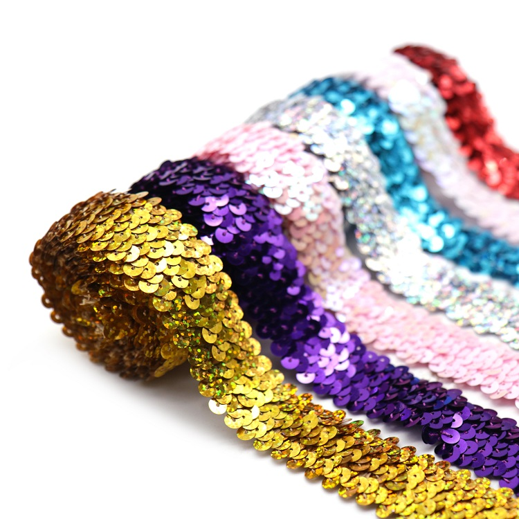Fabric Material Ribbon Embroidery