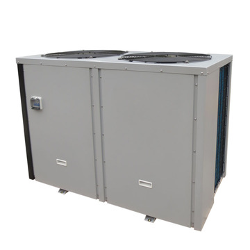 Chilled water fan coil units heat pump