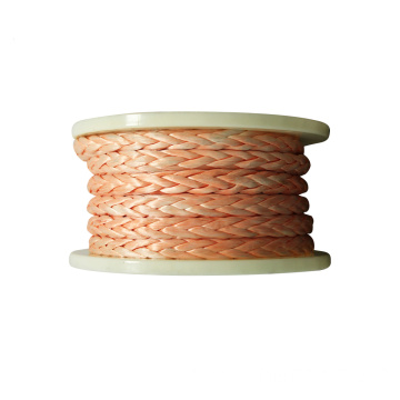 Braid polyethylene rope high-grade cord