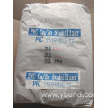 White calcium zinc powder stabilizer