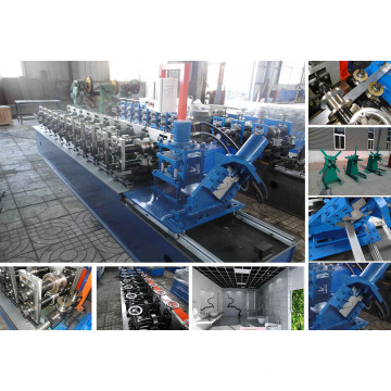 Metal Light Steel Keel Cold Roll Forming Machine