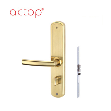 ACTOP hotel door lock system how it works