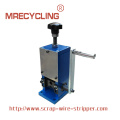 Drill Operated Copper Wire Stripping Machine