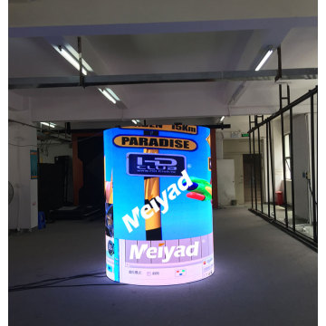 Indoor Full Color flexible led module display
