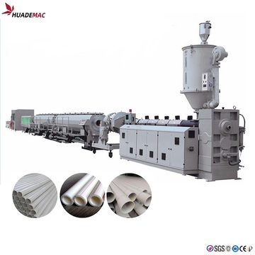 75mm-250mm HDPE pipe production line