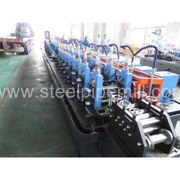 high frequency pipe production line