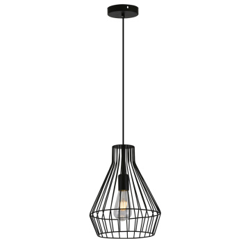 Modern iron chandelier lamp wrought iron pendant lamp