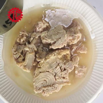 Canned Tongol Tuna White Meat In Oil