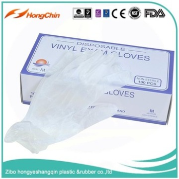 vinyl powder free glove