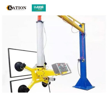 Glass vacuum suckers lifter with Remote Control for glass lifting