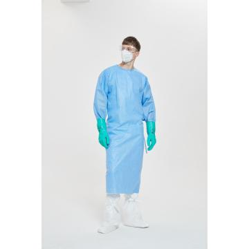 Disposable Protective Isolation Gown Safety Coverall