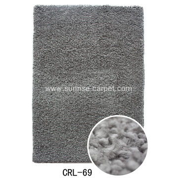 Polyester Thick Yarn Soft Shaggy Rug