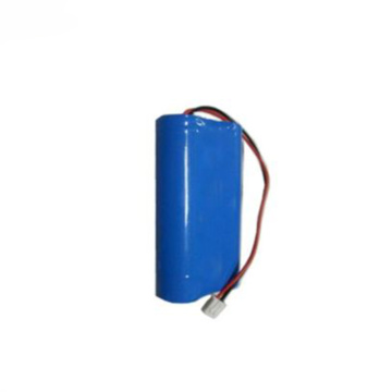 18650 2S1P 7.4V 2750mAh Li Ion Battery Pack