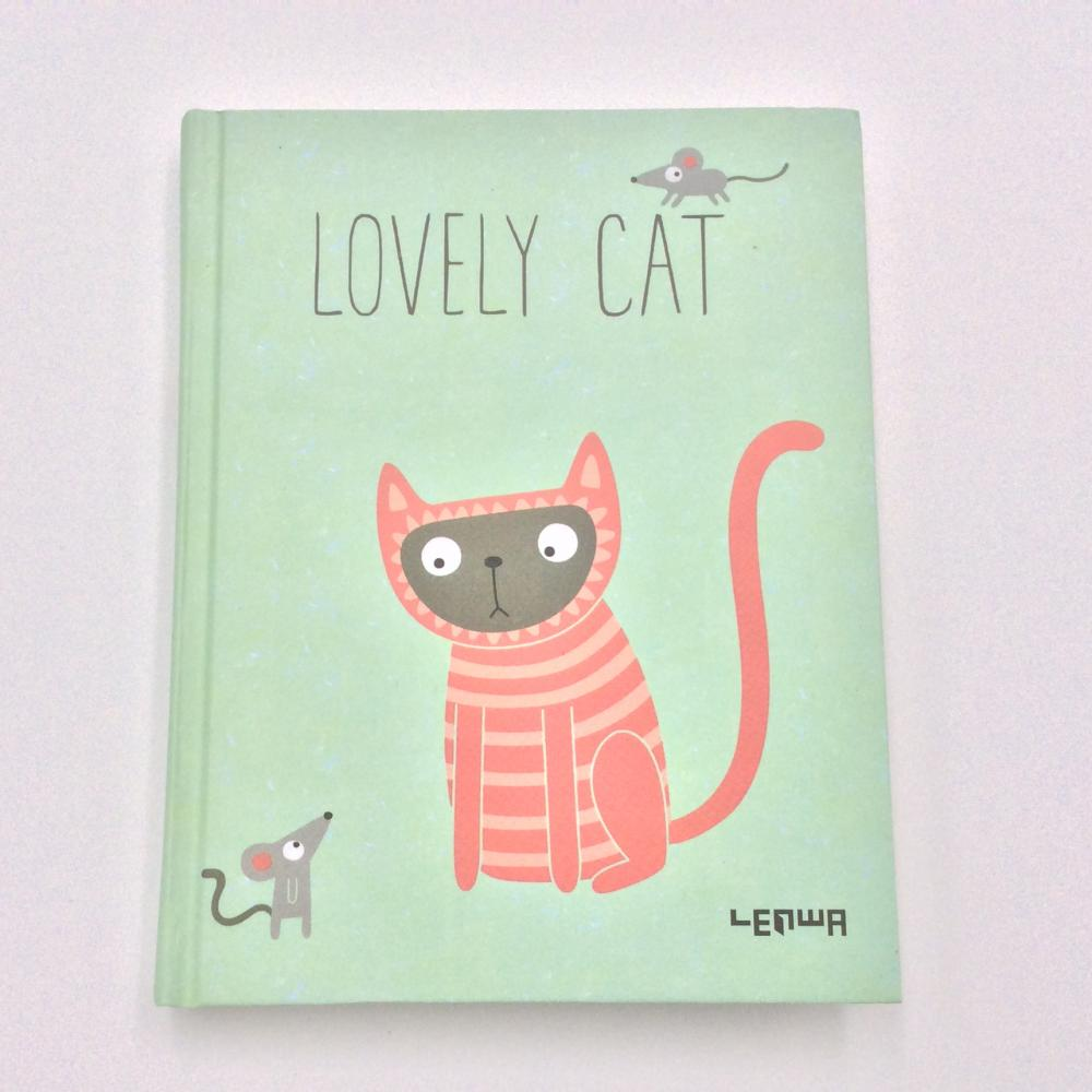 Paper Lovely Cat Notebook