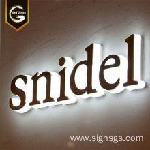 Custom Led Sign Letter Outdoor