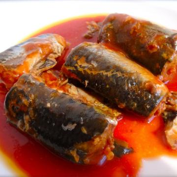 425g Cheap Canned Sardine In Tomato Sauce