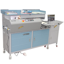 High Speed Pneumatic Perfect Binder