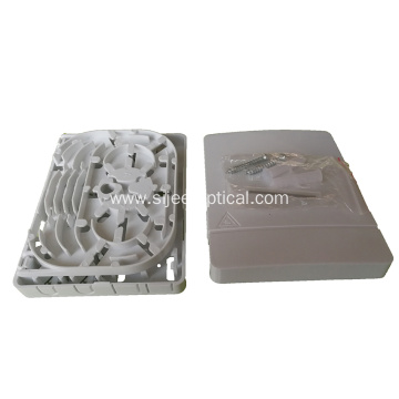 2 Ports FTTH Optic Socket /Fiber Optic Termination Box