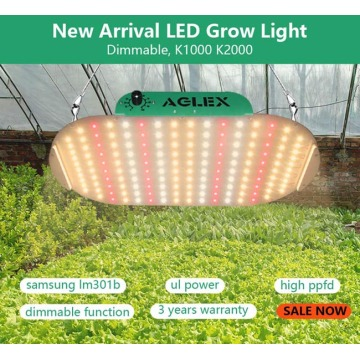 90w Small size LED Grow Light Panel Dimmable