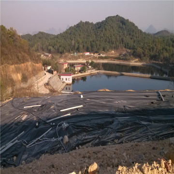 22KN/M Yield Strength  HDPE geomembrane