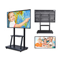 touch screen whiteboard classroom teaching