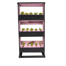 Bluetooth Control Vertical Grow Lighting Hydroponic Systems