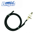 Gas oven parts ignition electrode