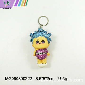 Anti-Stress Squeeze Toys Key Chain 2020 Custom Design