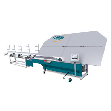 CNC aluminum profile shape bending machine